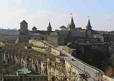 Реконструкция башни Лянскорунська Старого замка в г. Каменец-Подольский, Украина.