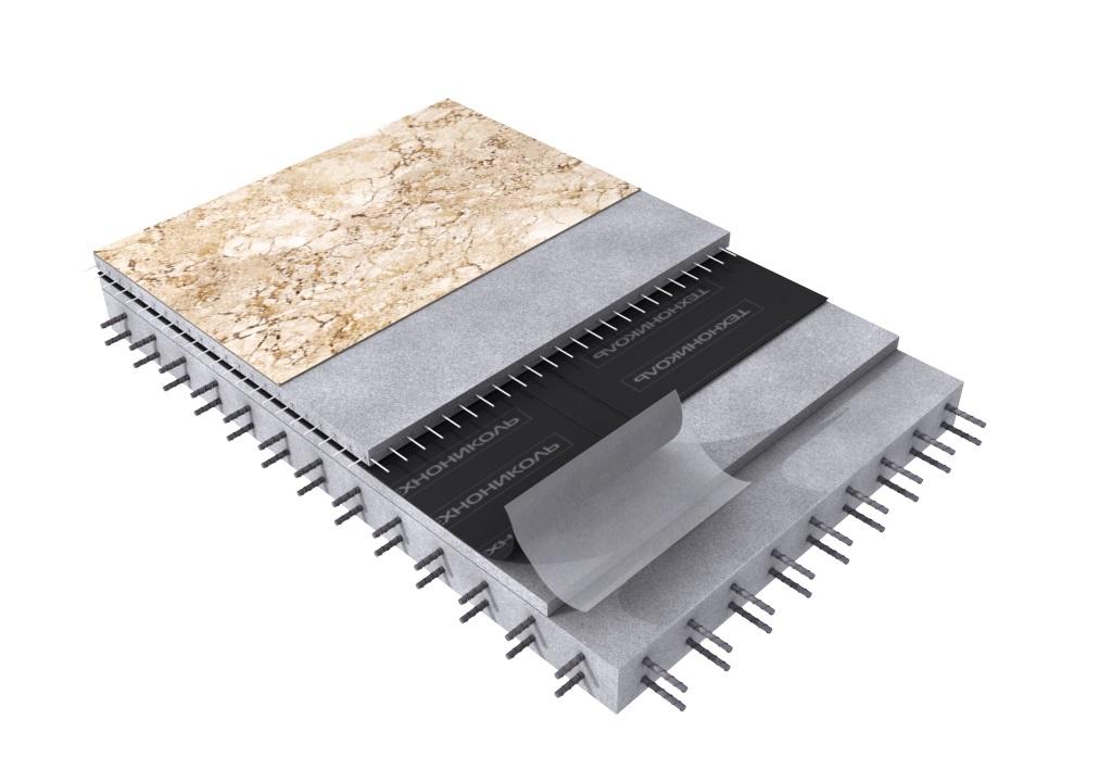 Технониколь плиты перекрытия железобетонные цокольные балки