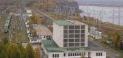 ������� �������� - Подстанция ГЭС