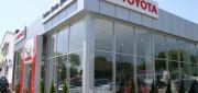 Галерея объектов - СТО Toyota