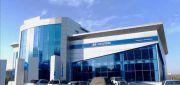 Галерея объектов - Автосалон Hyundai