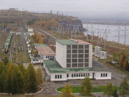 Подстанция ГЭС