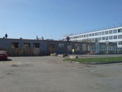 Автостанция город Шадринск