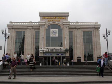 Дарницкий ЖДВокзал