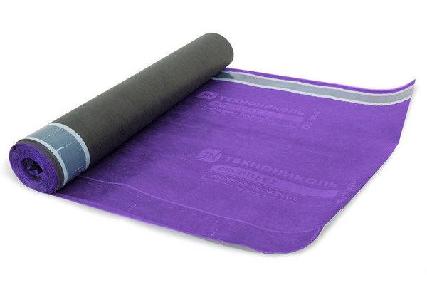 При производстве подкладочных ковров применяется улучшенный (модифицированный) битум